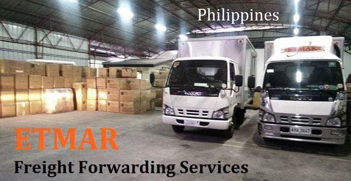 ETMAR Freight Forwarding Services, Quezon City