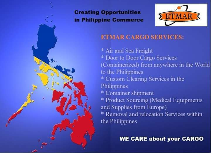 ETMAR  International Logistics Corporation