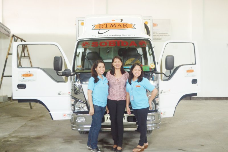 ETMAR PHILIPPINES TRANSPORT FACILITIES
