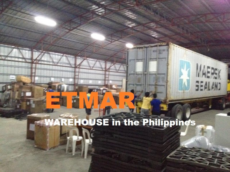 ETMAR Freight Forwarding Services Warehouse
