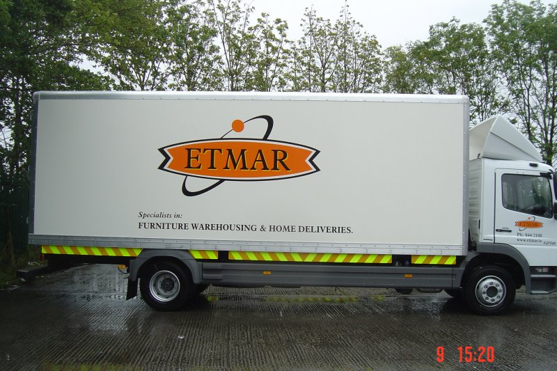Global Box Shipments subsidiary of ETMAR LTD